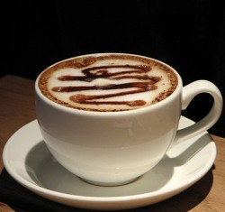 Three to five daily cups of coffee optimal for health.