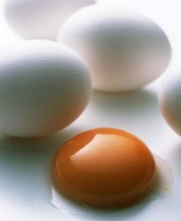 Eggs enriched with omega-3