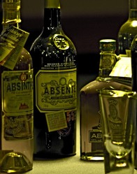 Maybe cut back a little on absinthe consumption (Photo: In Transit)