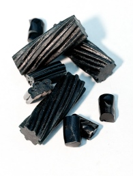 Liquorice candy should be enjoyed in moderation (Photo: US Government)
