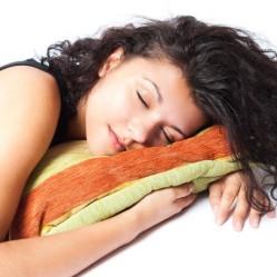 A late coffee might disturb sleep (Photo: RelaxingMusic).