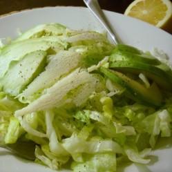Mediterranean diet with plenty of vegetables (Photo: Maria Pontiki)