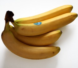 Potassium in bananas can counter effects of sodium (Photo: Branko Collin)