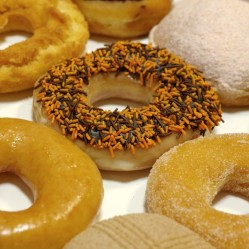 Cravings for a doughnut might be blamed on the microbiome (Photo: Makoto Satsukawa)