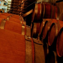 Wine aged in oak barrels might be a safer bet (Photo: Ken Whytock)