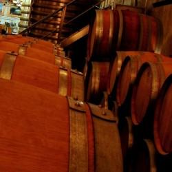 Wine aged in oak barrels might be a safer bet (Photo: Ken Whytock)