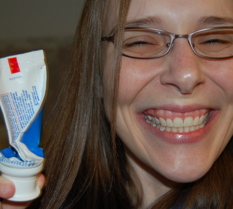 Toothpaste among the largest contributors to carvone exposure (Photo: Brandon Cripps)