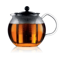 A few cups of tea are fine but avoid excessive consumption.