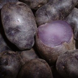 ... or spiff it up with a purple spud.
