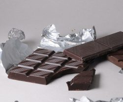Only dark chocolate is beneficial to health (Photo: Simon A. Eugster)