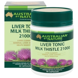 Milkthistle-supplement